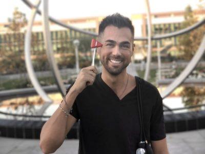 Dr. Seth Gaona-Ballester